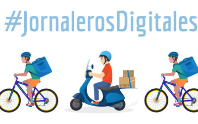 Jornaleros Digitales el costo social de las apps